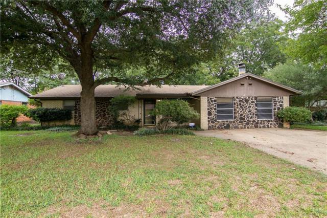 1208 Wade Hampton Street, Benbrook, TX 76126 (MLS #13930384) :: Team Tiller