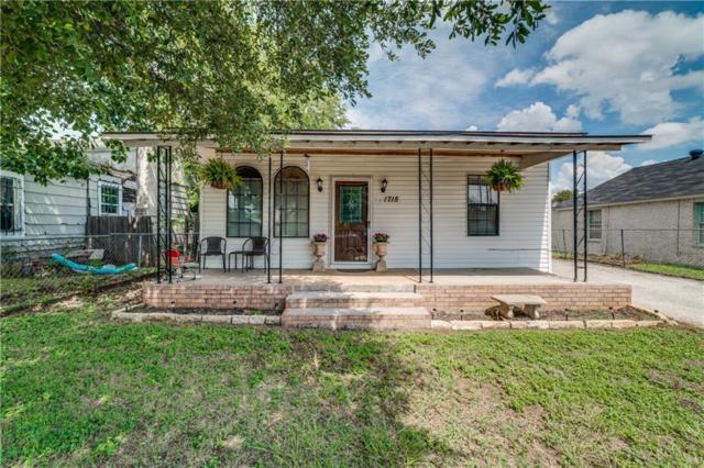 1715 E Harvey Avenue, Fort Worth, TX 76104 (MLS #13930469) :: RE/MAX Landmark