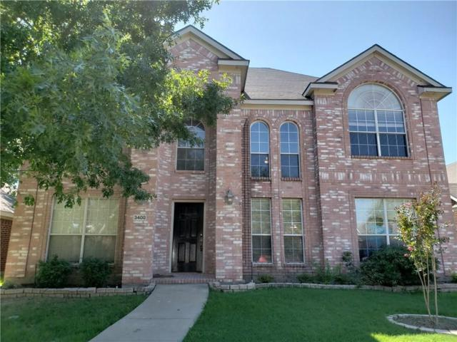 3400 Wind Flower Lane, Mckinney, TX 75070 (MLS #13930500) :: RE/MAX Town & Country