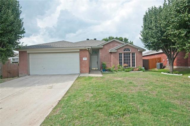 1031 Waterview Drive, Little Elm, TX 75068 (MLS #13930664) :: RE/MAX Town & Country