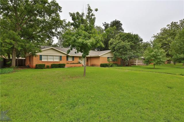 3585 Hunters Glen Road, Abilene, TX 79605 (MLS #13930755) :: RE/MAX Landmark