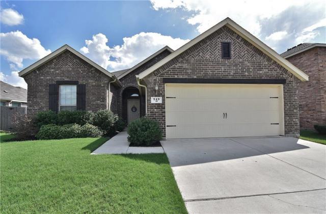 549 Braewick Drive, Fort Worth, TX 76131 (MLS #13930774) :: RE/MAX Landmark