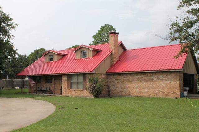 205 Randell Terrace Drive, Denison, TX 75020 (MLS #13930911) :: Robbins Real Estate Group