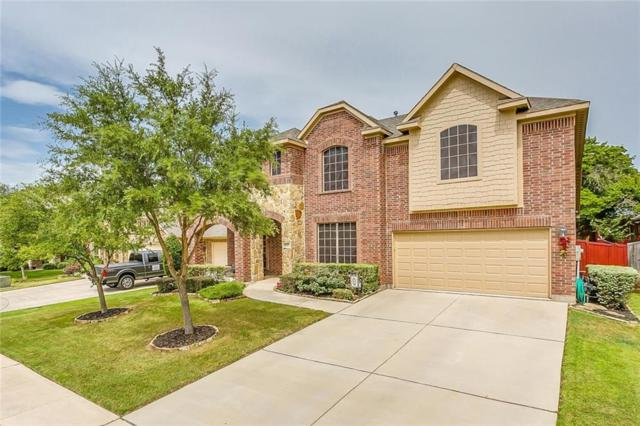 1081 Litchfield Circle, Burleson, TX 76028 (MLS #13930980) :: The Chad Smith Team