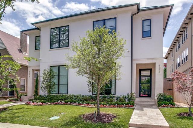 4214 Prescott Avenue, Dallas, TX 75219 (MLS #13931028) :: Pinnacle Realty Team