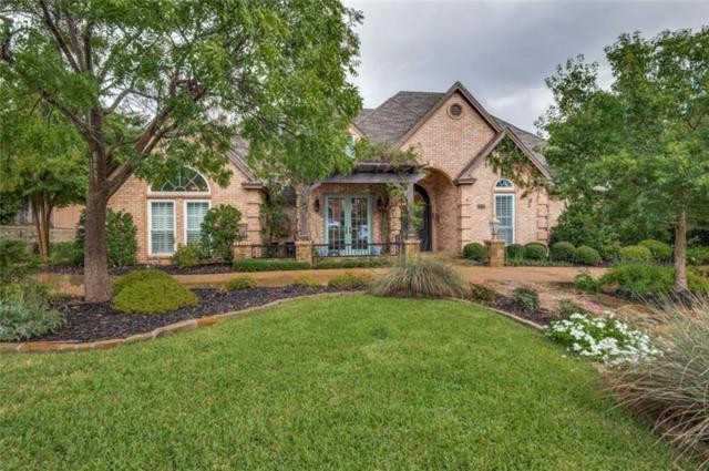 4702 Shadywood Lane, Colleyville, TX 76034 (MLS #13931045) :: The Tierny Jordan Network
