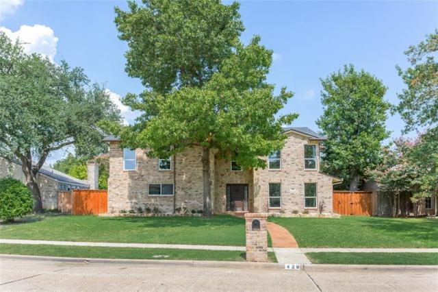428 Bedford Drive, Richardson, TX 75080 (MLS #13931202) :: RE/MAX Town & Country