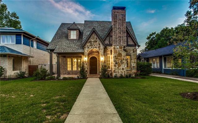 5820 Velasco Avenue, Dallas, TX 75206 (MLS #13931329) :: RE/MAX Pinnacle Group REALTORS