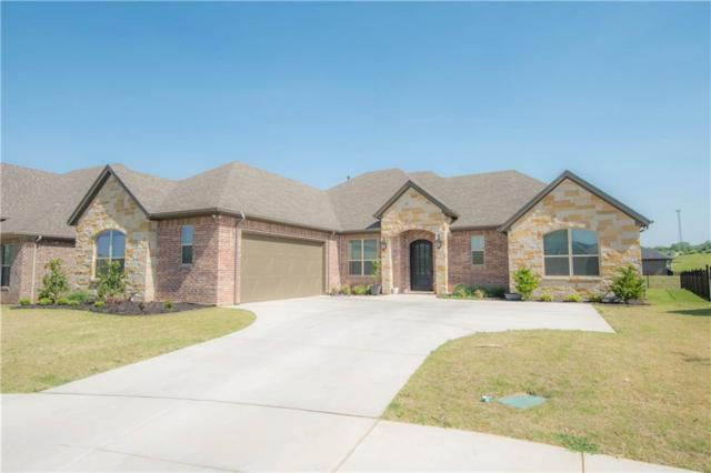 1402 Carnoustie Court, Granbury, TX 76048 (MLS #13931469) :: The Rhodes Team