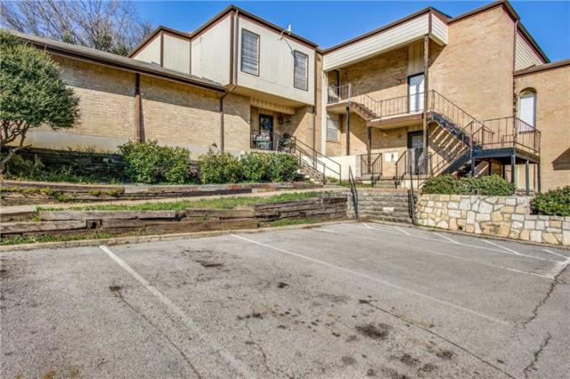 6008 Westridge Lane #501, Fort Worth, TX 76116 (MLS #13931540) :: Team Tiller