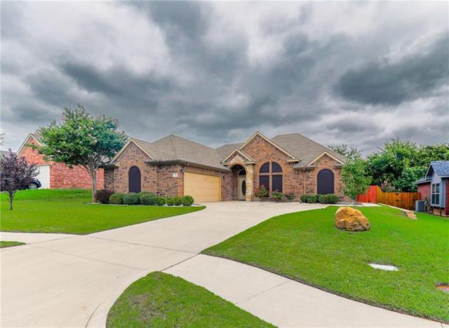 311 Jade Lane, Weatherford, TX 76086 (MLS #13931608) :: RE/MAX Town & Country