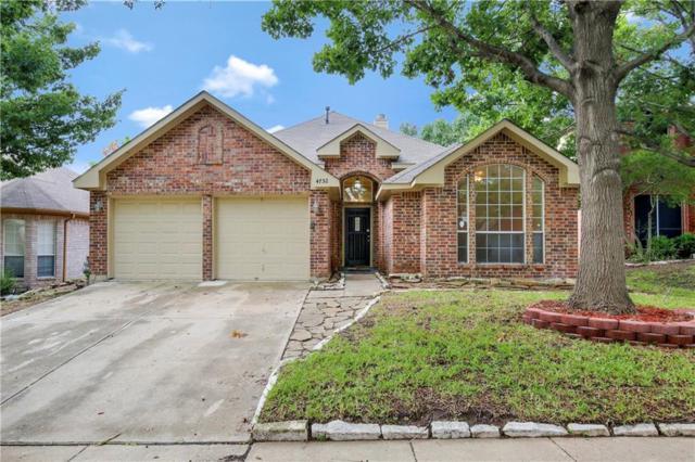 4752 N Cascades Street, Fort Worth, TX 76137 (MLS #13931634) :: RE/MAX Landmark