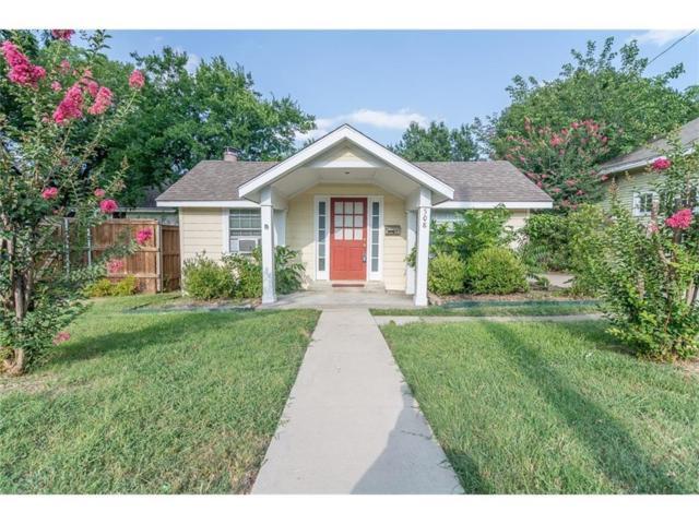 508 N Benge Street, Mckinney, TX 75069 (MLS #13931646) :: Frankie Arthur Real Estate