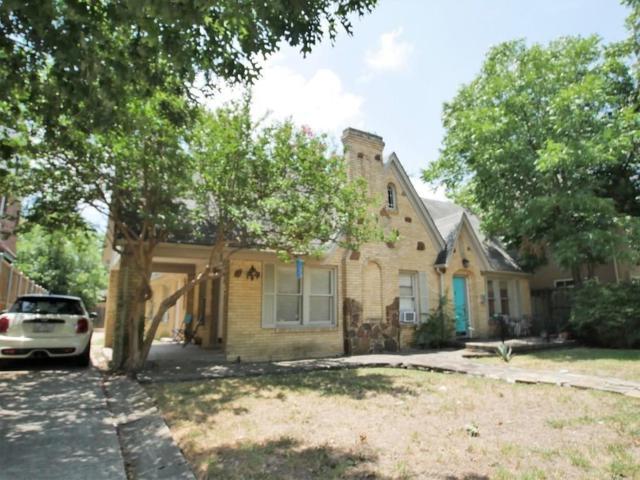 5624 Martel Avenue, Dallas, TX 75206 (MLS #13931929) :: Baldree Home Team