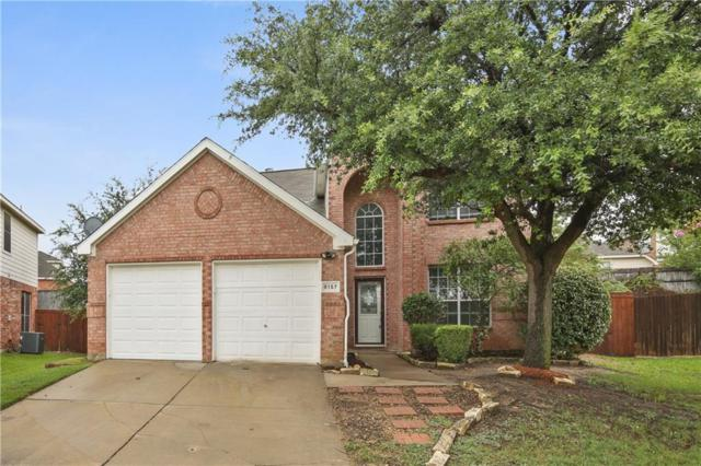 8157 Keechi Creek Court, Fort Worth, TX 76137 (MLS #13932064) :: RE/MAX Landmark