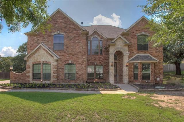 12508 Indian Creek Drive, Fort Worth, TX 76179 (MLS #13932122) :: Real Estate By Design