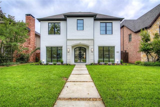3433 Amherst Avenue, University Park, TX 75225 (MLS #13932130) :: North Texas Team | RE/MAX Advantage
