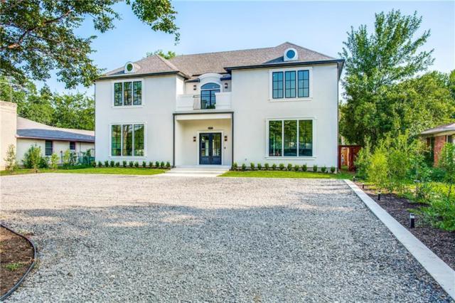 6330 Royal Lane, Dallas, TX 75230 (MLS #13932182) :: Robbins Real Estate Group