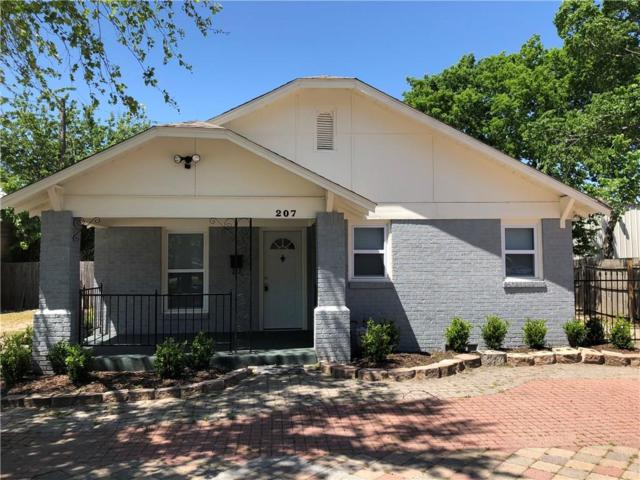 207 S Hastings Street, Duncanville, TX 75116 (MLS #13932230) :: Pinnacle Realty Team