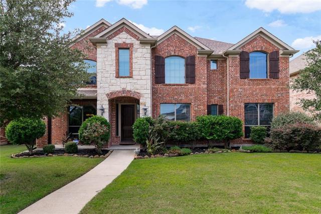 13071 Cordellera Lane, Frisco, TX 75035 (MLS #13932324) :: Pinnacle Realty Team