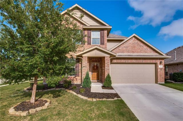 708 Green Coral Drive, Little Elm, TX 75068 (MLS #13932336) :: RE/MAX Town & Country