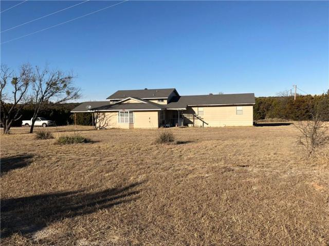 382 County Road 685, Tuscola, TX 79562 (MLS #13932389) :: The Tonya Harbin Team