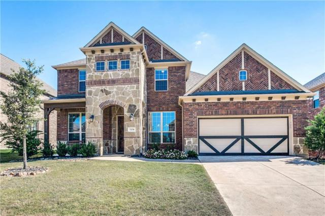 7178 Milsap Lane, Frisco, TX 75035 (MLS #13932432) :: The Chad Smith Team