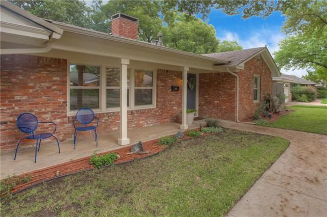 4224 Whitfield Avenue, Fort Worth, TX 76109 (MLS #13932441) :: RE/MAX Landmark