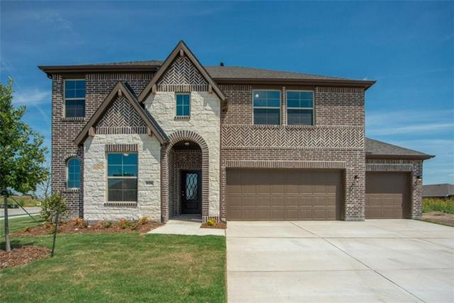 1701 Outpost Creek Lane, Aubrey, TX 76227 (MLS #13932476) :: North Texas Team | RE/MAX Advantage
