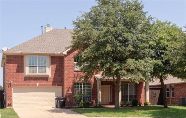 11014 Mansfield Drive, Frisco, TX 75035 (MLS #13932481) :: RE/MAX Pinnacle Group REALTORS