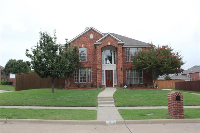 11114 Covey Lane, Frisco, TX 75035 (MLS #13932505) :: RE/MAX Landmark