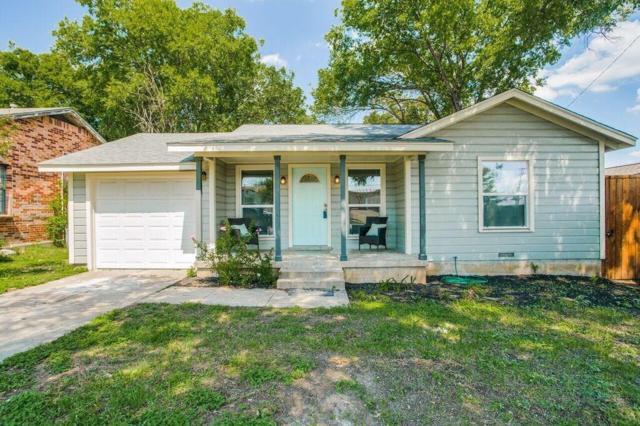 5808 Locke Avenue, Fort Worth, TX 76107 (MLS #13932509) :: Robbins Real Estate Group