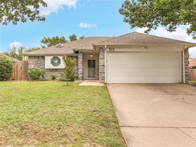 313 Birchwood Lane, Fort Worth, TX 76108 (MLS #13932564) :: RE/MAX Landmark