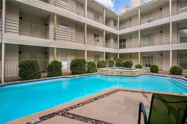 4111 Cole Avenue #14, Dallas, TX 75204 (MLS #13932596) :: The Heyl Group at Keller Williams
