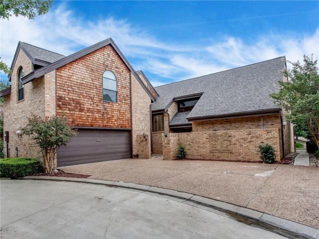 4231 Clear Lake Circle, Fort Worth, TX 76109 (MLS #13932657) :: Potts Realty Group