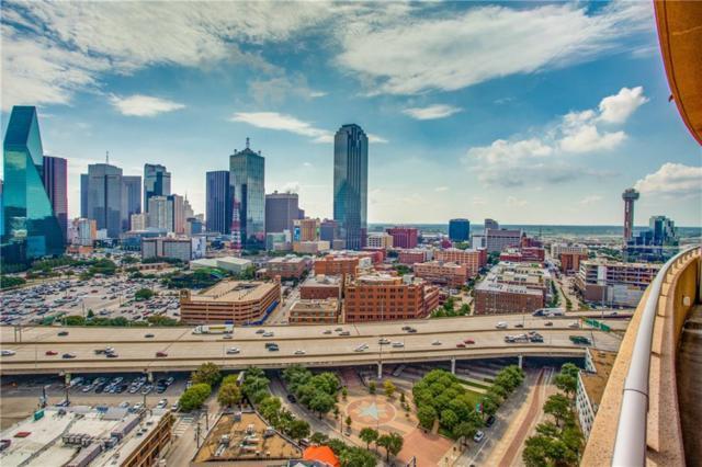 2200 Victory Avenue #2003, Dallas, TX 75219 (MLS #13932665) :: Magnolia Realty