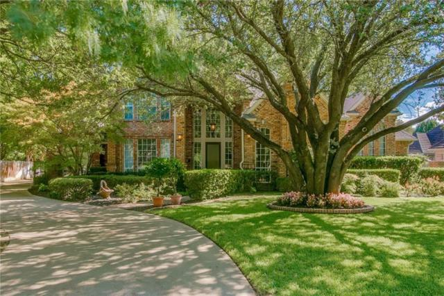 2705 Jackson Court, Colleyville, TX 76034 (MLS #13932679) :: The Mitchell Group