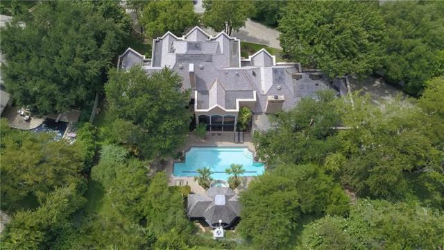 2201 Hidden Creek Road, Westover Hills, TX 76107 (MLS #13932687) :: Robbins Real Estate Group