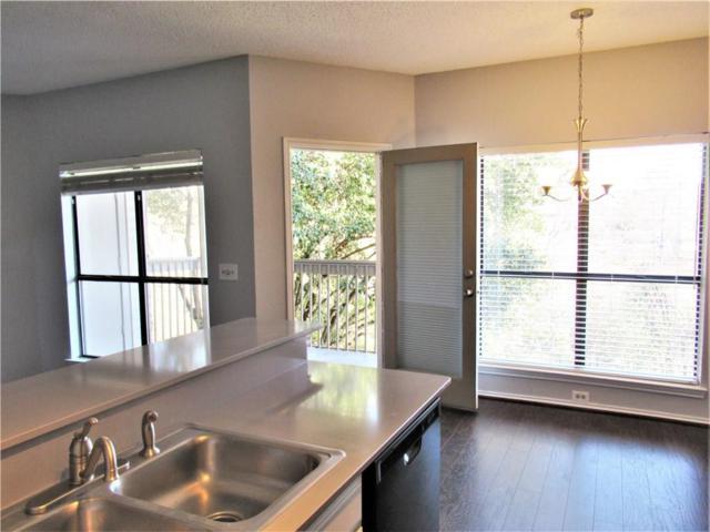 7340 Skillman Street #1109, Dallas, TX 75231 (MLS #13932736) :: Magnolia Realty