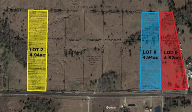 LOT 8 County Road 618, Farmersville, TX 75442 (MLS #13932745) :: RE/MAX Town & Country
