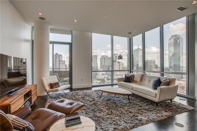 2200 Victory Avenue #2602, Dallas, TX 75219 (MLS #13932770) :: Magnolia Realty