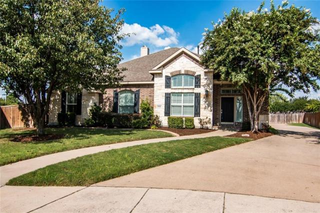 4500 Whitehall Court, Mckinney, TX 75070 (MLS #13932851) :: RE/MAX Town & Country