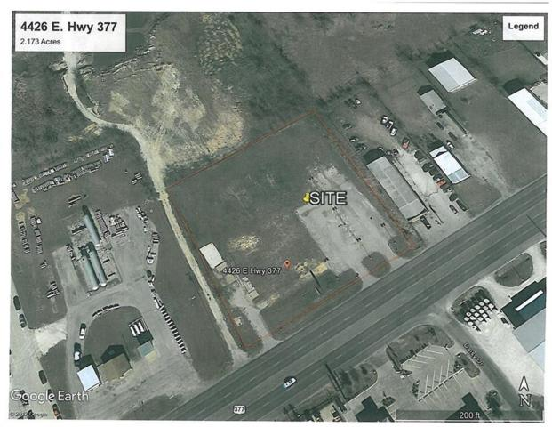 4426 E Us Highway 377, Granbury, TX 76049 (MLS #13932853) :: The Real Estate Station