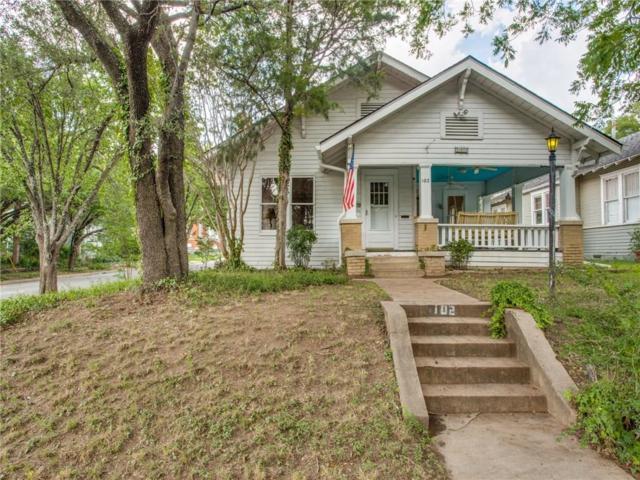 102 S Willomet Avenue, Dallas, TX 75208 (MLS #13932882) :: RE/MAX Landmark