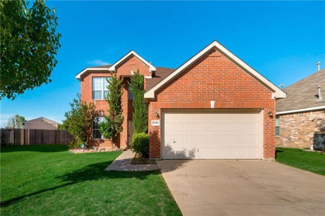 4828 Star Ridge Drive, Fort Worth, TX 76133 (MLS #13932893) :: Team Hodnett