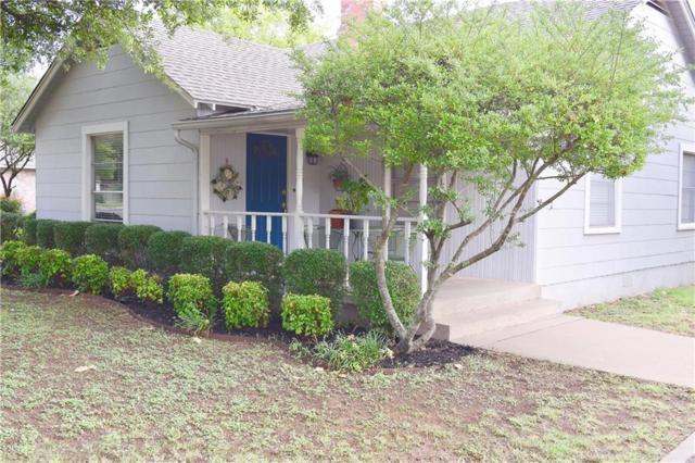 210 Mcanear Street, Cleburne, TX 76033 (MLS #13933101) :: Team Tiller
