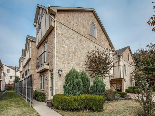4125 Grassmere Lane, University Park, TX 75205 (MLS #13933122) :: Frankie Arthur Real Estate