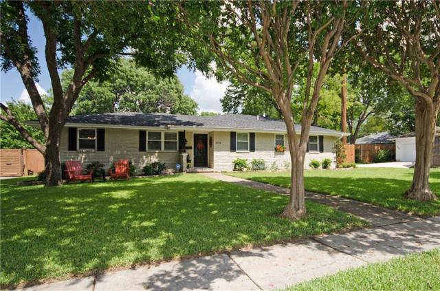804 Westwood Drive, Richardson, TX 75080 (MLS #13933145) :: RE/MAX Town & Country