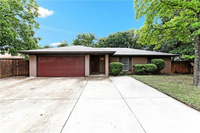 7121 W Cleburne Road, Fort Worth, TX 76133 (MLS #13933173) :: Robbins Real Estate Group