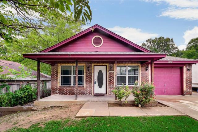 2620 Market Avenue, Fort Worth, TX 76164 (MLS #13933236) :: Frankie Arthur Real Estate